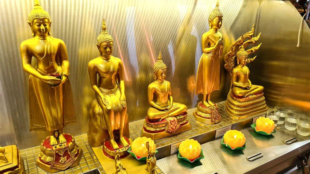 Weekday Buddhas