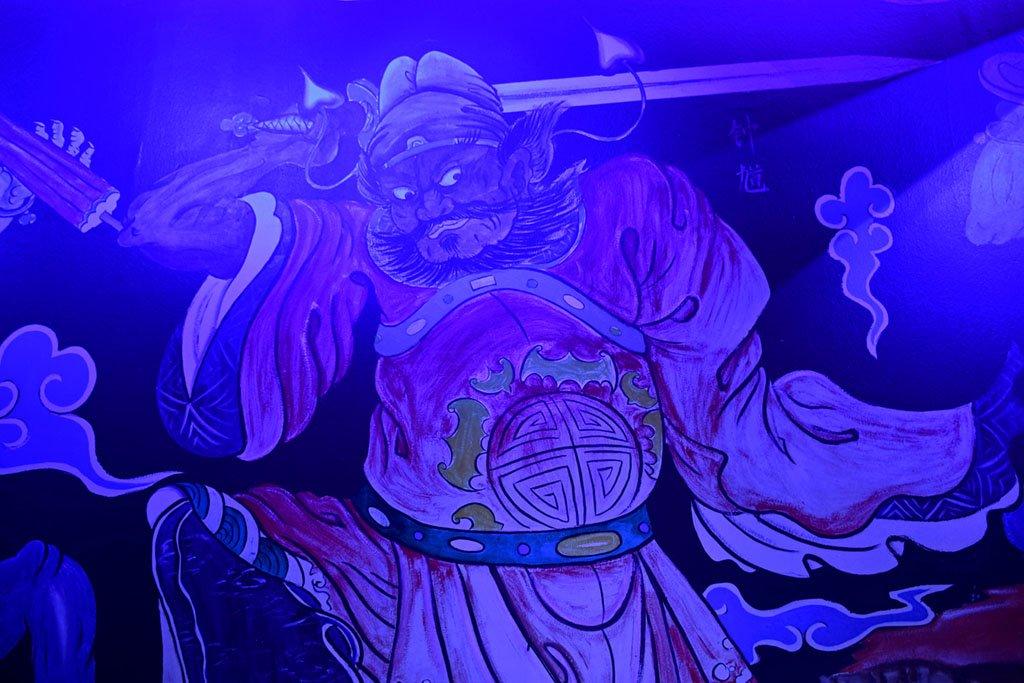 Zhong Kui (钟馗), Chinese Vanquisher of Ghosts