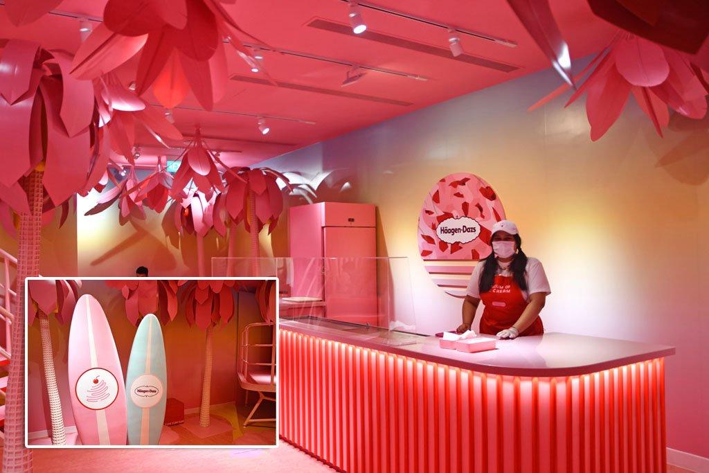 California Dreamin', Museum of Ice Cream