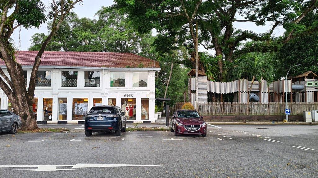 Dempsey Hill Buildings, Singapore