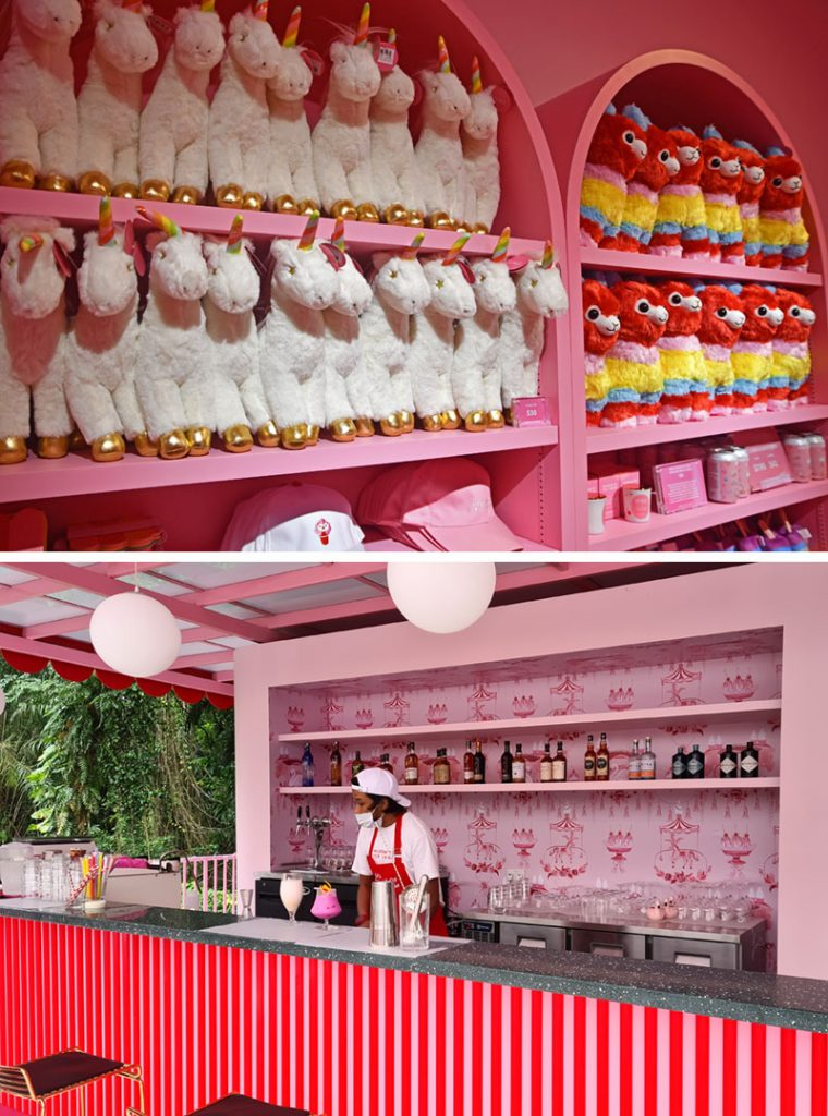 Museum of Ice Cream Gift Shop and Cafe