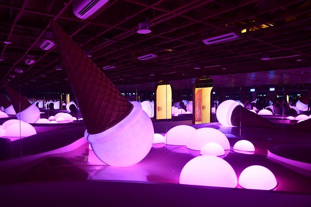 Museum of Ice Cream, Singapore