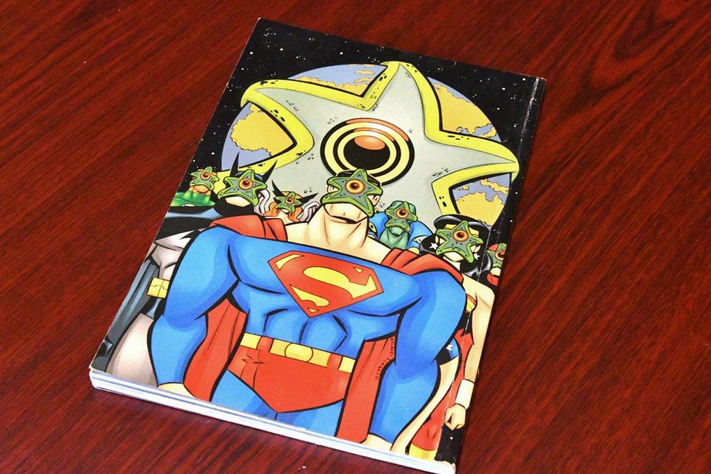 Justice League and Starro the Conqueror