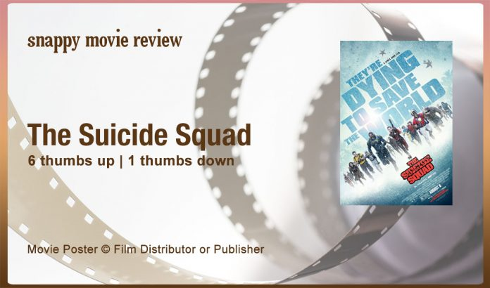 The Suicide Squad (2021) Movie Review