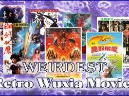 Weird Wuxia Films from the 70s and 80s