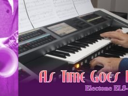 As Time Goes By (Grade 6) Yamaha Electone
