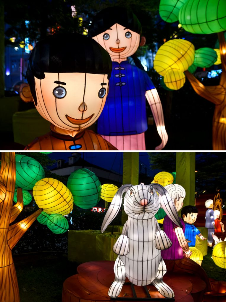 Singapore Chinatown Lantern Festival 2021